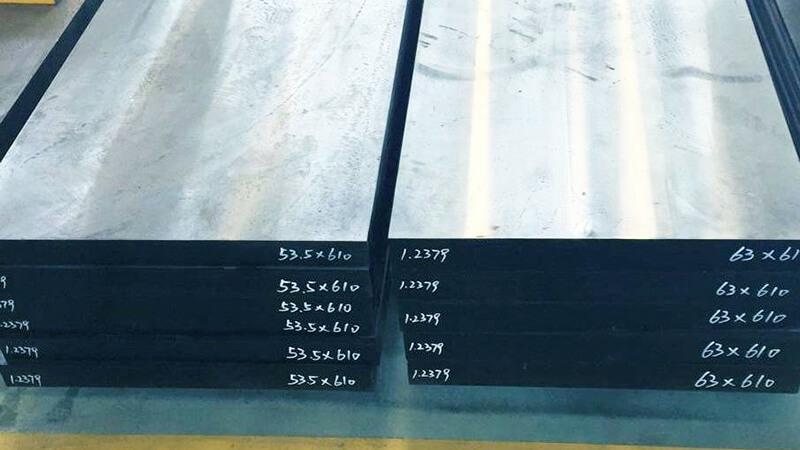 DIN 1.2379 Steel X153CrMoV12 Material