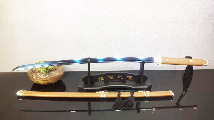 Katana Made from T10 Tool Steel