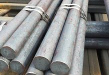 ASTM SAE AISI 1045 carbon steel bar material