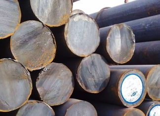 q275 steel round steel