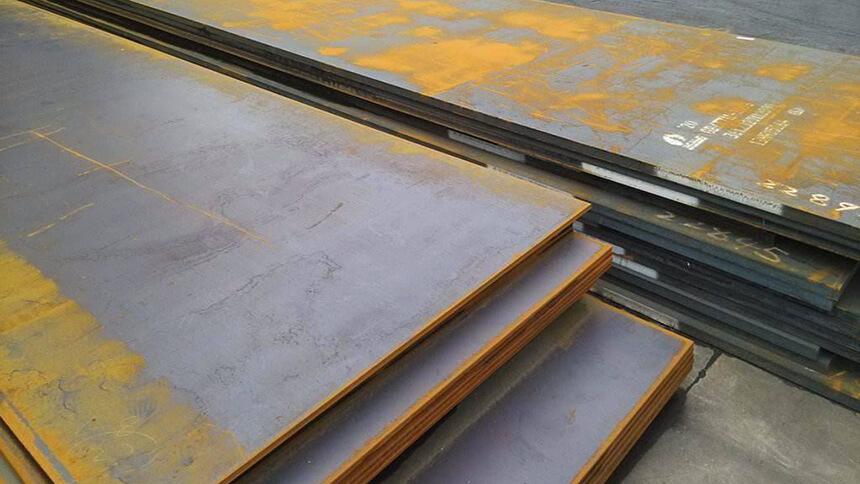 Steel plate Q235 steel Q235A Q235B Q235C Q235D material